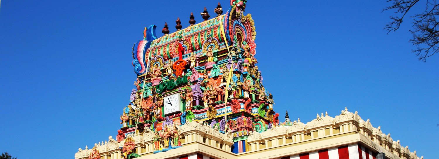Sri Mayurapathy Murugan Temple Berlin